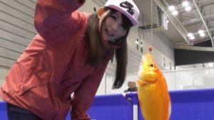 釣りフェスティバル2020でシマノSLX DCと20メタニウムを見てきた!